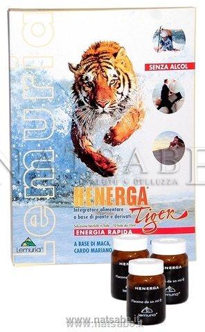 premium selection 2492c 311b7 Henerga Tiger energia rapida - 10 fiale da 10 ml